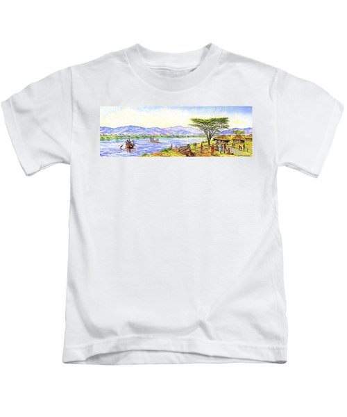 Water Village Kids T-Shirt