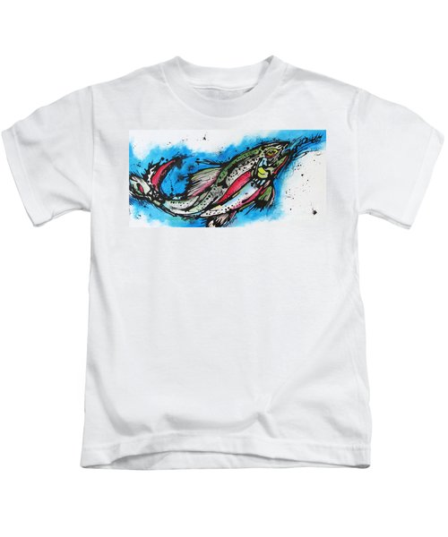 Water Way Kids T-Shirt