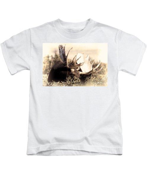 Wear A Crown Kids T-Shirt