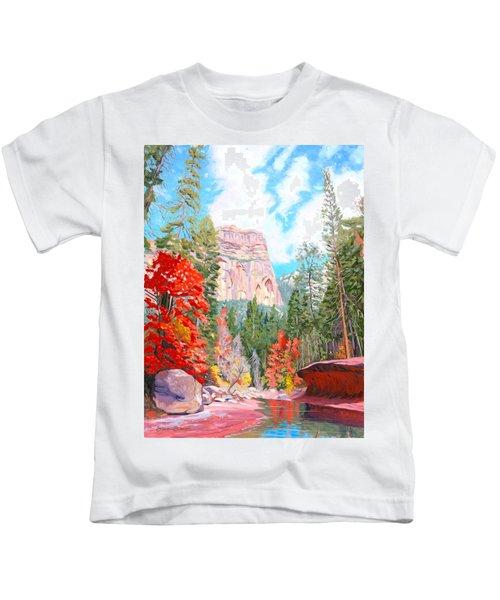 West Fork - Sedona Kids T-Shirt