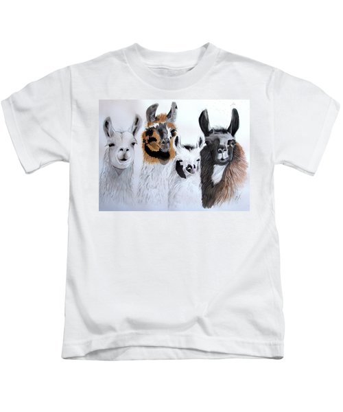What Is Up Kids T-Shirt by Joette Snyder