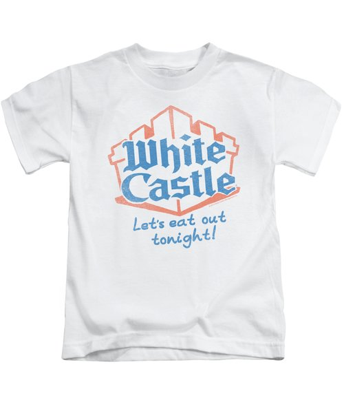 White Castle - Lets Eat Kids T-Shirt by Brand A