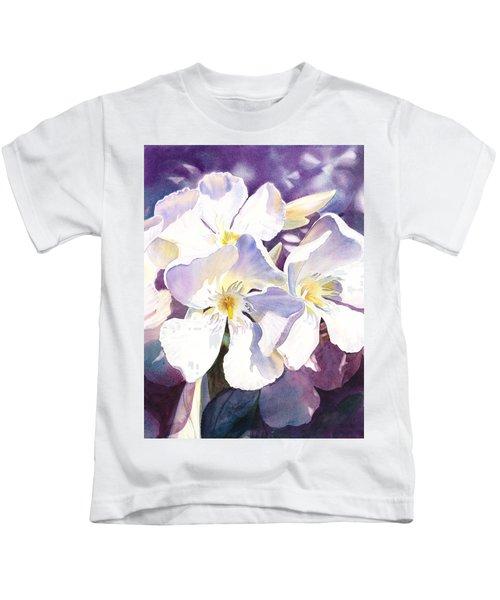 White Oleander Kids T-Shirt