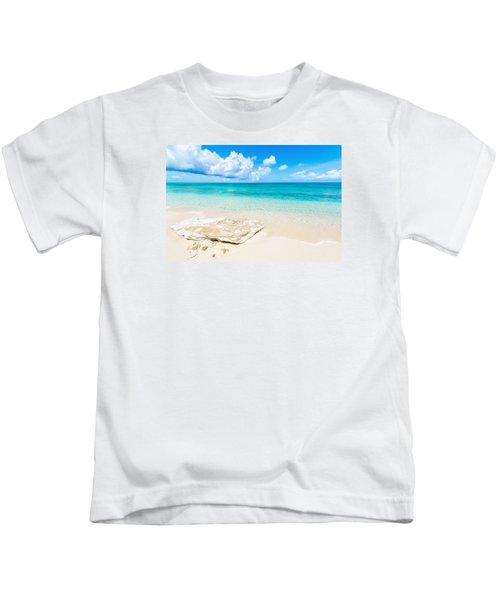 White Sand Kids T-Shirt