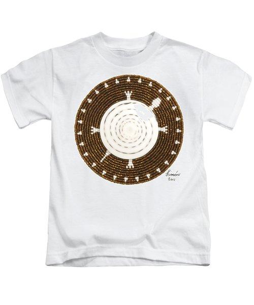 White Shell Kids T-Shirt