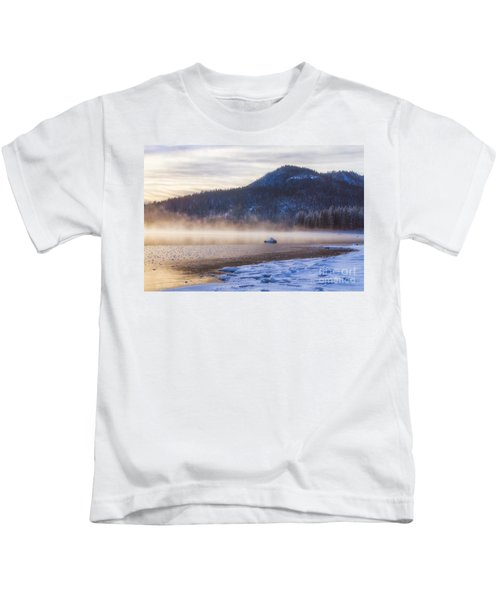Winter Mist Kids T-Shirt