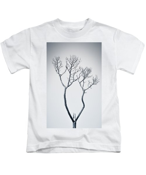 Wishbone Tree Kids T-Shirt