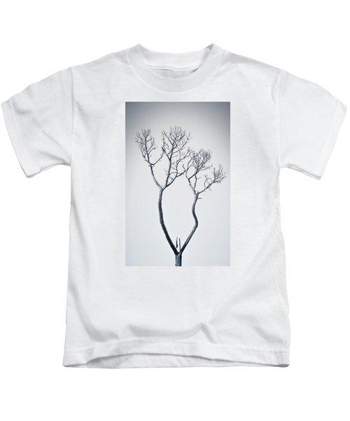 Wishbone Tree Kids T-Shirt