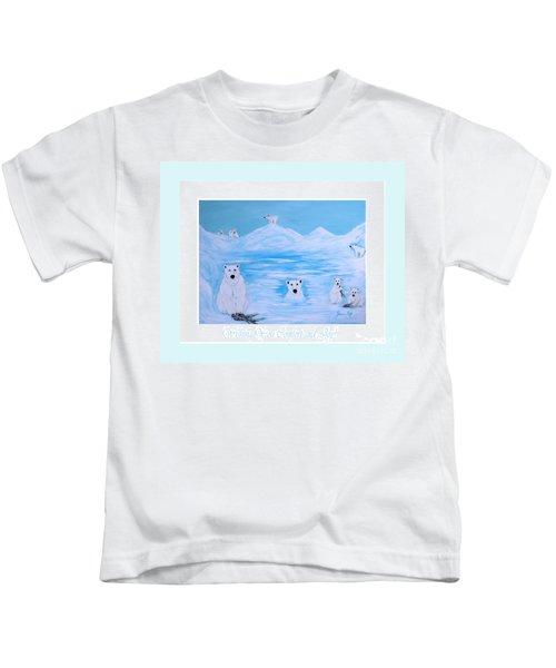Wishing You Comfort And Joy Kids T-Shirt