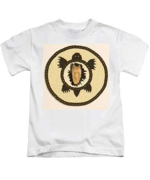 Wolf Turtle Kids T-Shirt