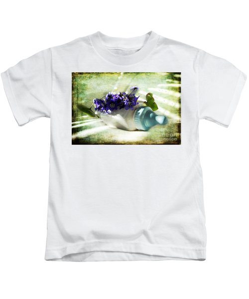 Wonders Happen In The Spring Kids T-Shirt