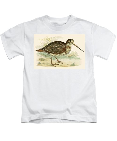 Woodcock Kids T-Shirt