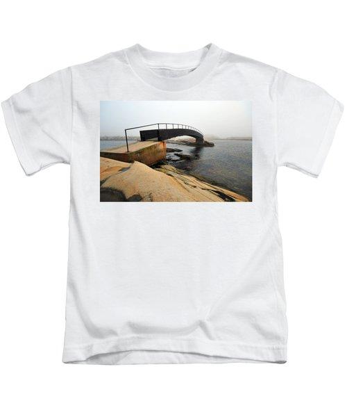 World's End 3 Kids T-Shirt