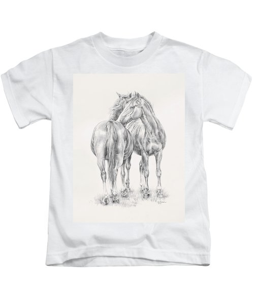 You Scratch My Back I'll Scratch Yours Kids T-Shirt