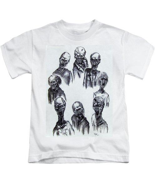 Zombies Kids T-Shirt