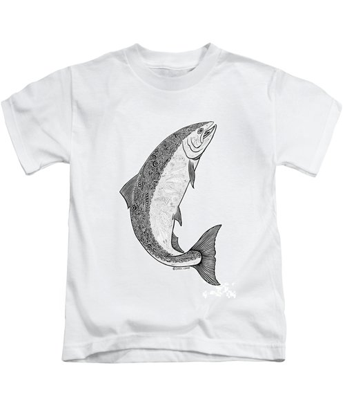 Salmon II Kids T-Shirt