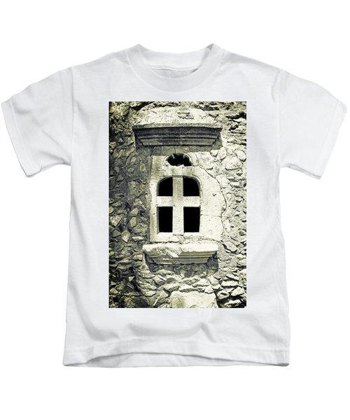 Greek Chapel Kids T-Shirt