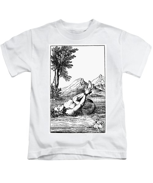 Ordeal By Water Kids T-Shirt