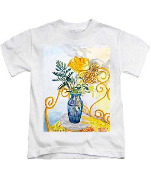 The Blue Vase Kids T-Shirt
