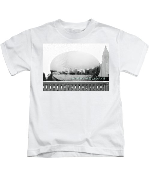 Happy Holidays From Chicago Kids T-Shirt