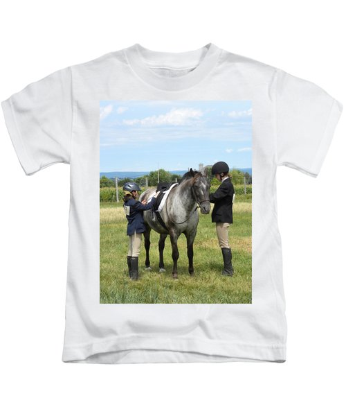 Adjustment To Be Made Kids T-Shirt