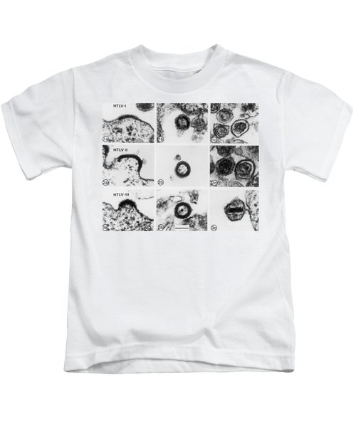 Aids Virus Kids T-Shirt
