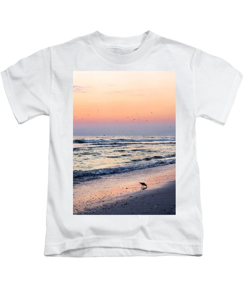 At Sunset Kids T-Shirt