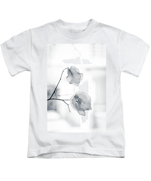 Bougainvillea - High-key Lighting Kids T-Shirt