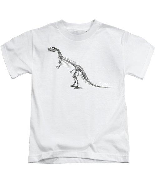 Ceratosaurus Nasicornis Kids T-Shirt