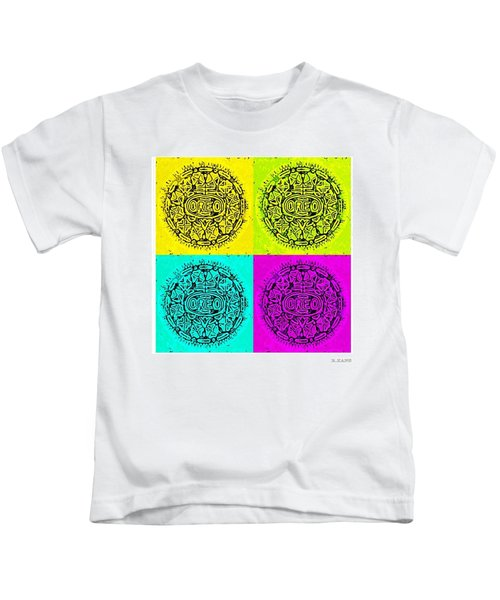 Colored Oreos Kids T-Shirt
