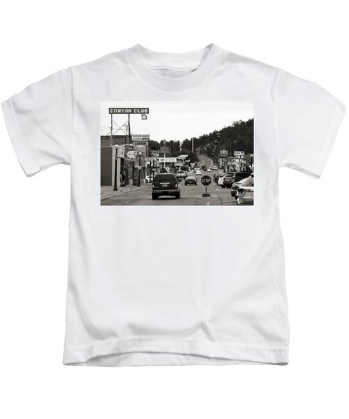 Downtown Williams Kids T-Shirt