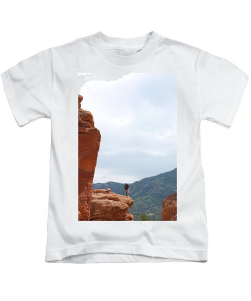 Only A Photographer Would Do.. Kids T-Shirt