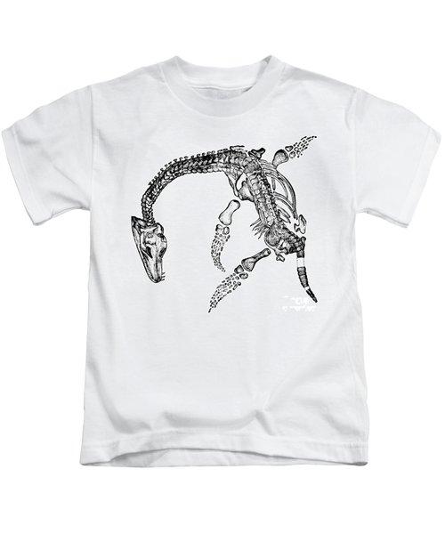 Plesiosaurus Kids T-Shirt