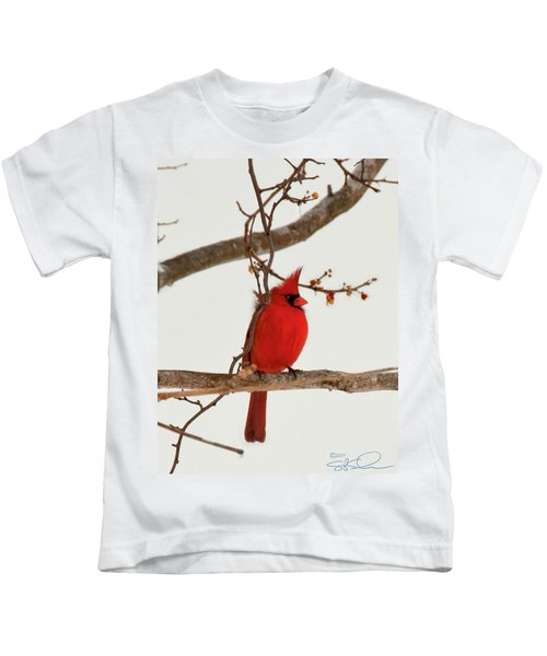 Righteous Cardinal Kids T-Shirt