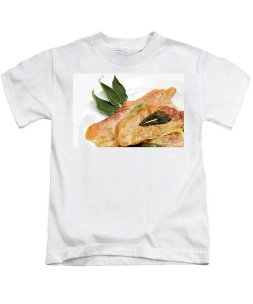 Saltinbocca Alla Romana Kids T-Shirt