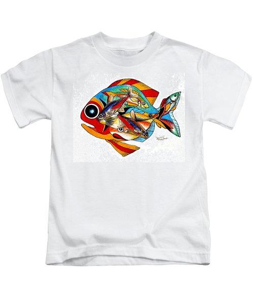 Seven Fish Kids T-Shirt