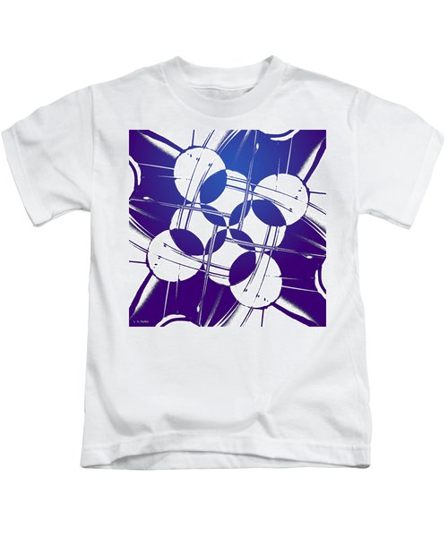 Square Circles Kids T-Shirt