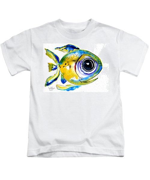 Stout Lookout Fish Kids T-Shirt