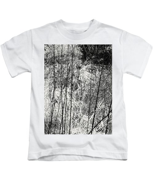 Tangled Weeds 2 Kids T-Shirt