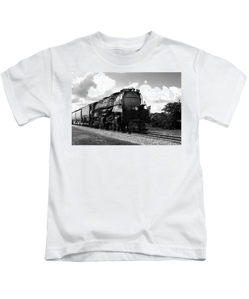 Union Pacific 3985 Kids T-Shirt