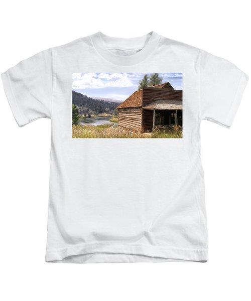Vc Backyard Kids T-Shirt