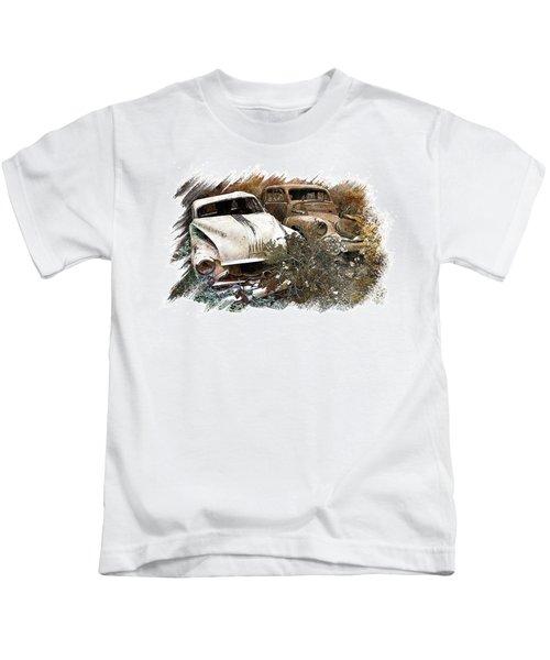 Wreck 3 Kids T-Shirt