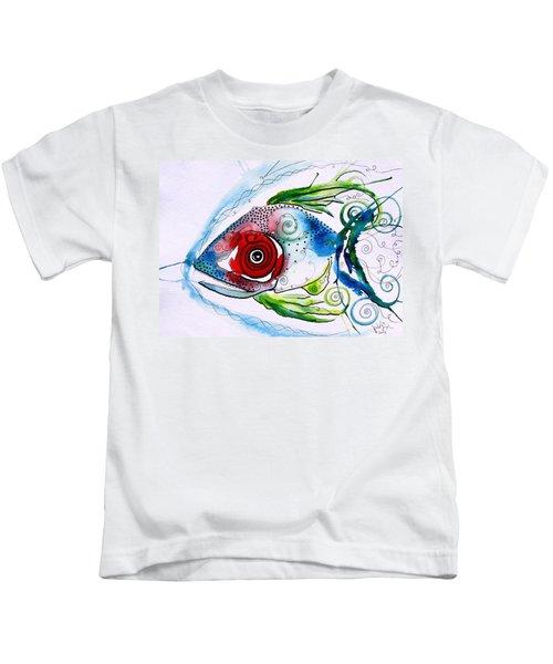 Wtfish 001 Kids T-Shirt