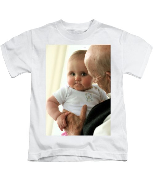 Young And Old Kids T-Shirt