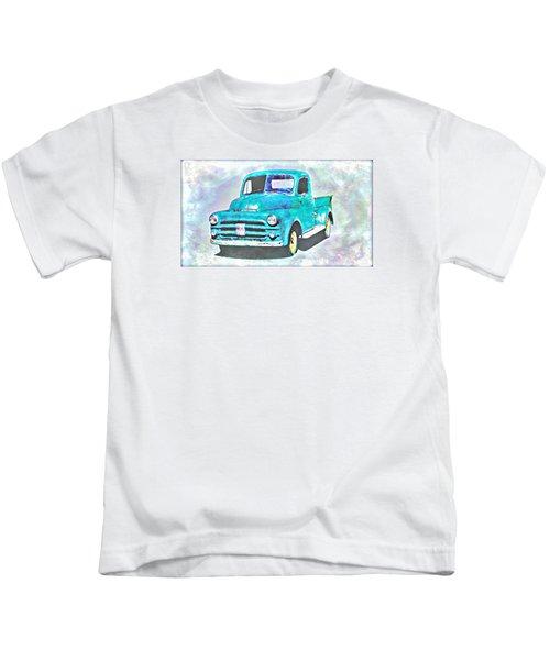 Dodge Pickup Kids T-Shirt