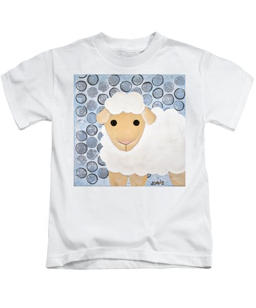 The Blessing Of The Lamb Kids T-Shirt