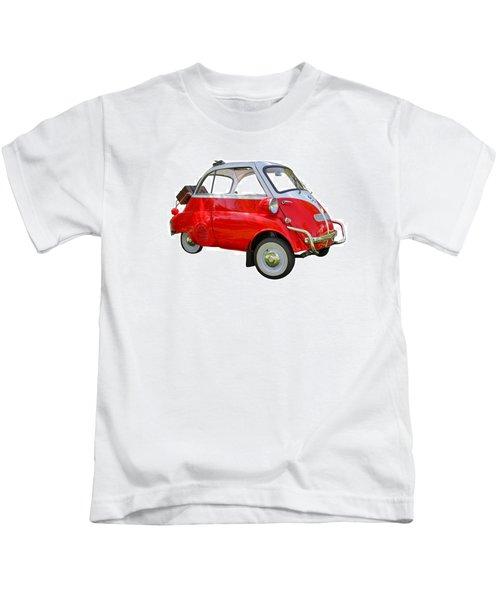 1957 Isetta 300 Kids T-Shirt
