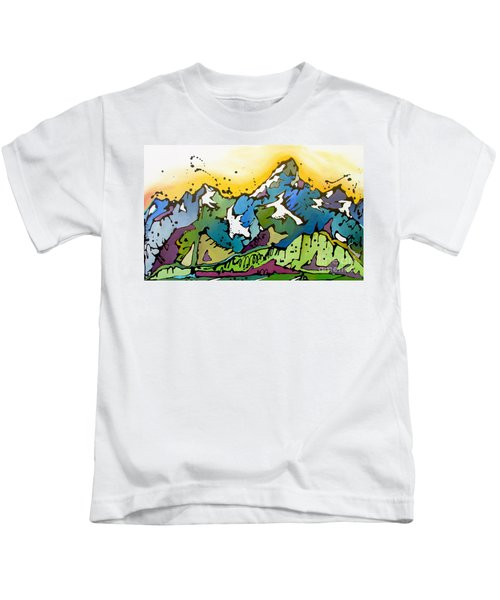 A Season To Look Forward To Kids T-Shirt
