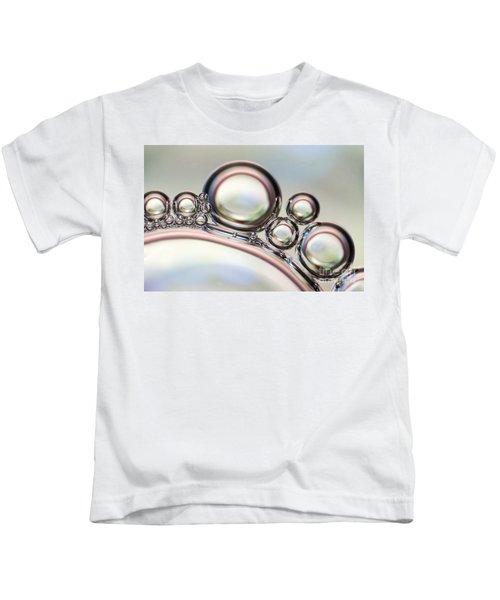 Air Bubbles Kids T-Shirt