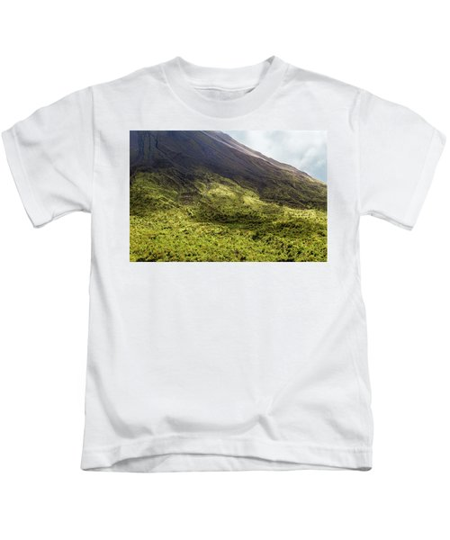 Arenal Volcano, Costa Rica Kids T-Shirt
